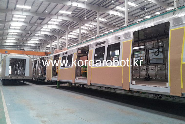 Full service supplier for Railway Car Automation System